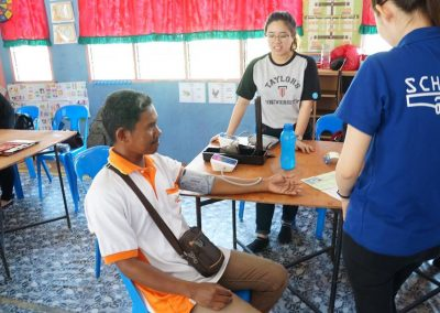 Orang Asli Community Outreach by FHMS
